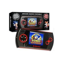 Blaze Gear Sega Master System LCD Handheld Small Box Version - Features 30 Master System and Game Ge