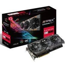 Asus 8Gb AMD Radeon RX580 Strix OC PCI-e 3.0 VGA Card