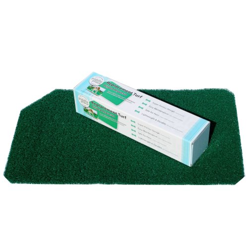 PetSafe Piddle Place Replacement Turf, Toilet Training, Anti Odour