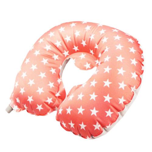U-shaped Inflatable Best Pillow Travel Pillow Bedding Neck Pillow