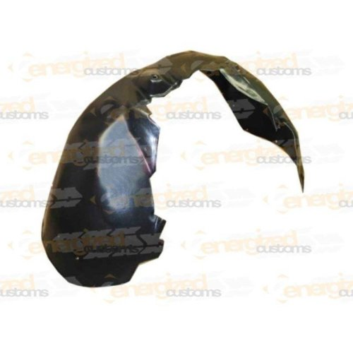 Seat Exeo Estate/saloon 2009- Front Wing Arch Liner Splashguard Left N/s