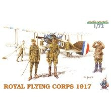 Edk7503 - Eduard Kits 1:72  Weekend - Rfc Crew 1917