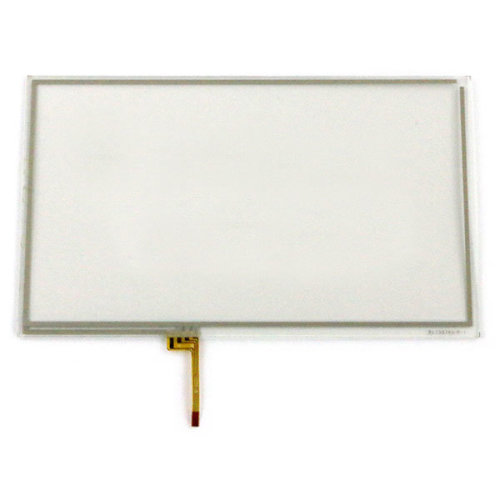 Touch screen for Wii U digitizer replacement Gamepad Nintendo adhesive ZedLabz