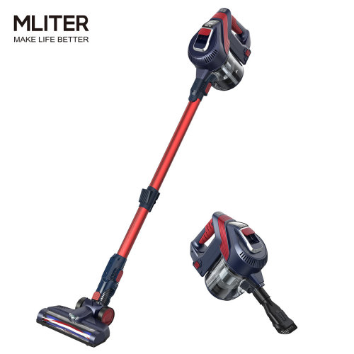 MLITER 2 IN 1 Handheld Cordless Stick Vacuum Cleaner Upright Lightweight Bagless