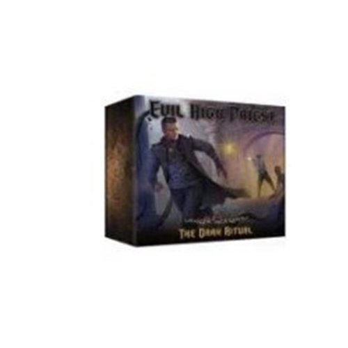 Petersen Games PSGEHP2 Evil High Priest the Dark Ritual