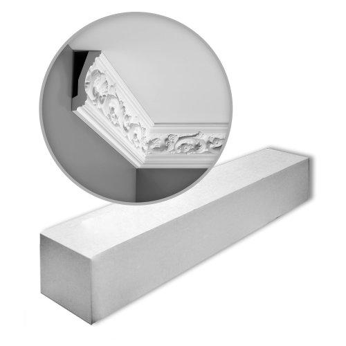 Orac Decor C201 LUXXUS 1 Box 16 pieces Cornices Mouldings | 32 m