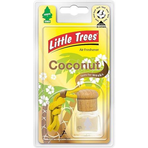 Little Trees LTB002 Air Freshener, Coconut Fragrance, 1 unit