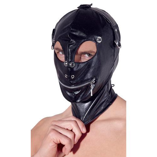 Imitation Leather Mask  BDSM Masks - Fetish Collection