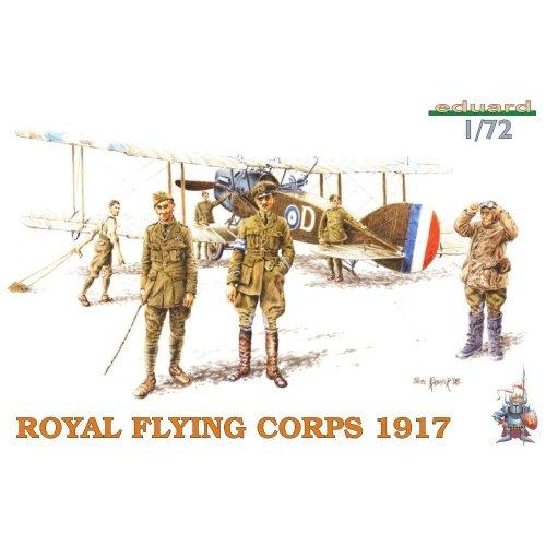 Edk7503 - Eduard Kits 1:72  Weekend - Rfc Crew 1917