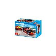 Playmobil Car With Go Cart