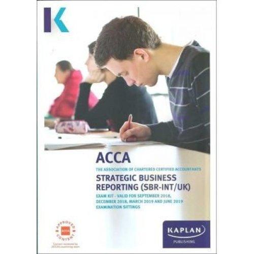 Strategic Business Reporting (Acca Exam Kits)