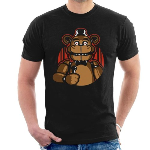 Sing With Me Five Nights At Freddys Men's T-Shirt
