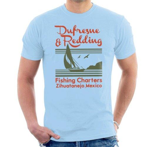 Dufresne Redding Fishing Shawshank Redemption Men's T-Shirt