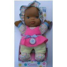 Babys First Kisses Doll - Ethnic