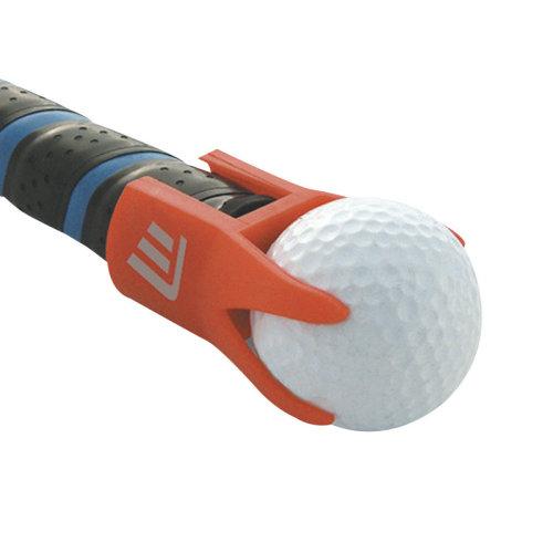 Golf Ball  Butler Ball Retriever  Black