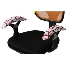 Armrest Pads Comfy Office Chair Armrest Cover for Elbows [Pattern]