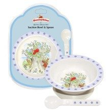 Shining Star Suction Bowl and Spoon - Bunnykins