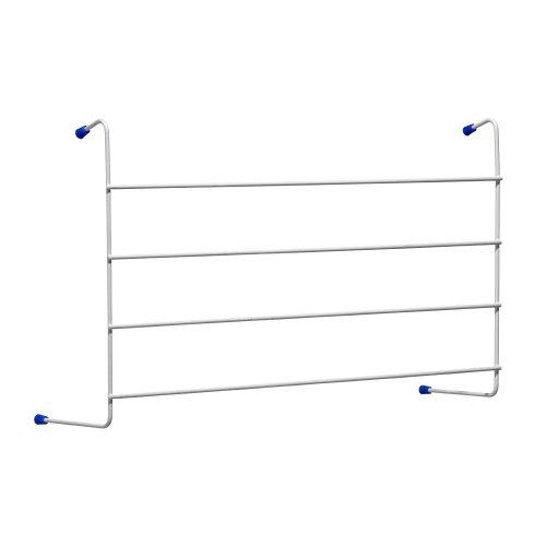 4 Bars Radiator Airer - White - Set Of 2