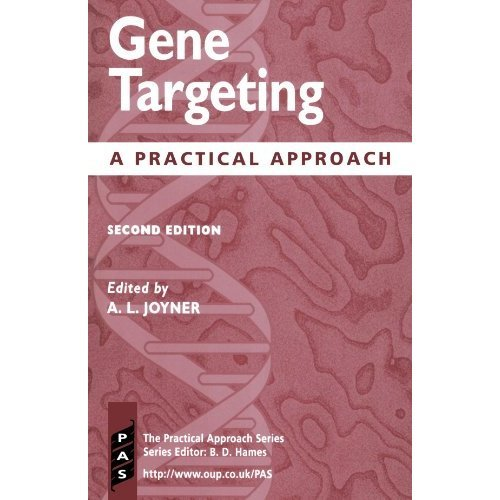 Gene Targeting: A Practical Approach (Practical Approach Series)
