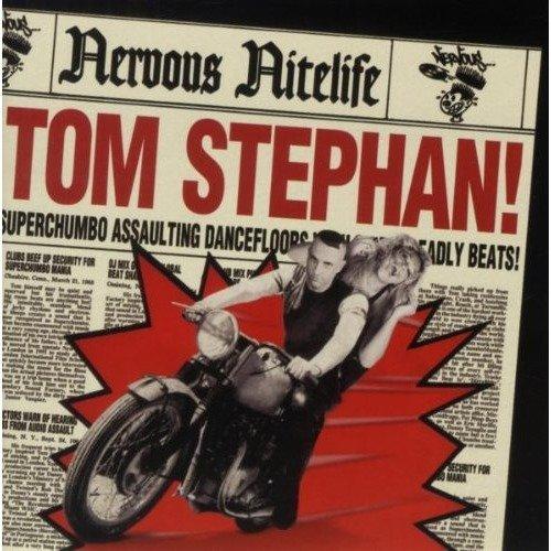 Tom Stephan - Nervous Nitelife: Tom Stephan [CD]