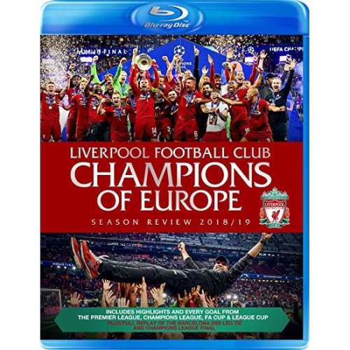 LIVERPOOL FC END OF SEASON 18/19 BD [DVD]