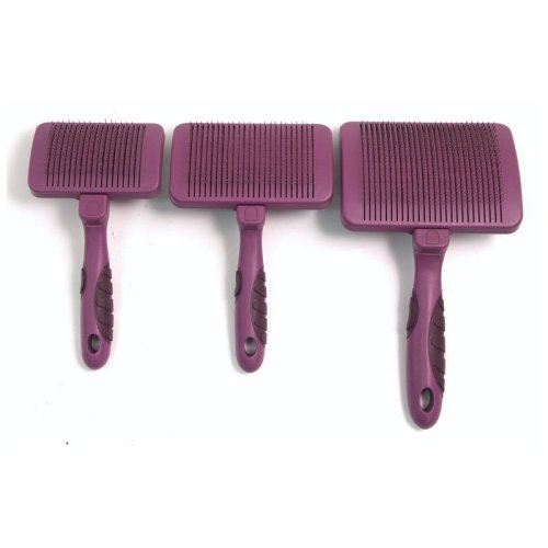 Soft Protection Salon Self Cleaning Brush Sml