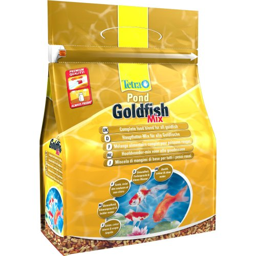 Tetrapond Gold Mix Complete 560g