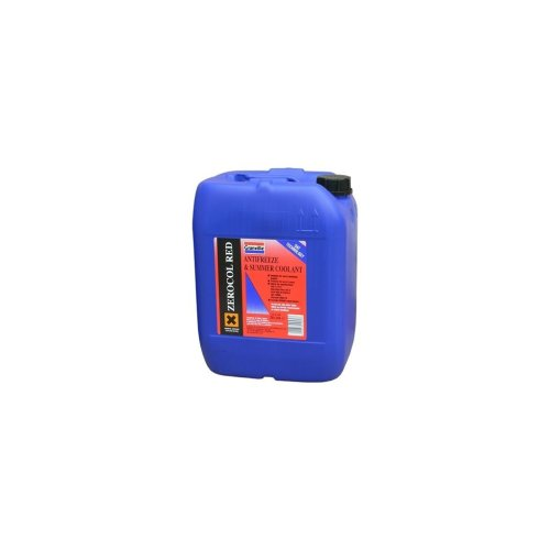 Zerocol Antifreeze & Summer Coolant - Concentrated - 20 Litre