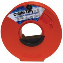 Streetwize Cable Tidy Reel for 25m Hook Up Lead - Camper Caravan Motorhome