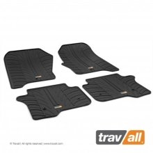 Travall Rubber Car Floor Mats [rhd] - Land Rover Disco Sport (2015-) 4p+fx