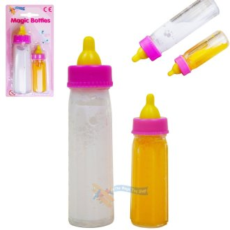 Dolls Set of 2 Magic Bottles