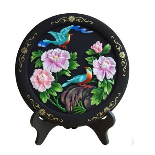 Decorative Crafts Chinese Style Home Decor?Birds And Blooms )