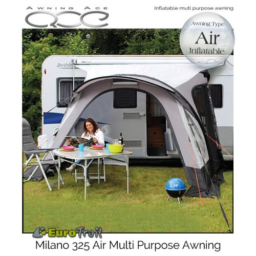 EuroTrail Milano 325 Air RV Multi Awning