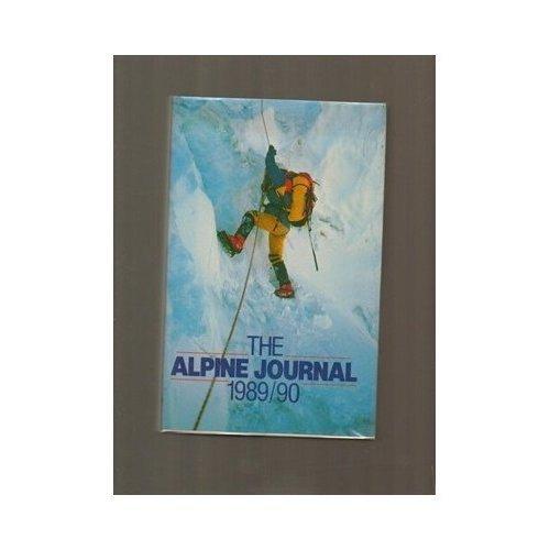 The Alpine Journal 1989