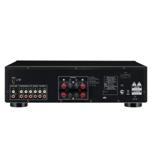 Pioneer A-10-K 50W Stereo Amplifier - Black