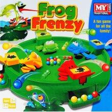 Frog Frenzy Family Toy Children Games
