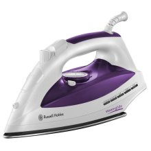 Russell Hobbs Supreme Steam Traditional Iron 2400 W Purple/White (23060)