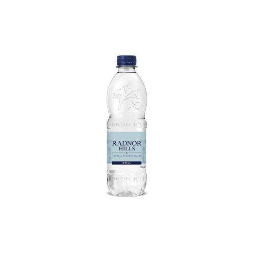Still Bottled Water 500ml - Pack of 24