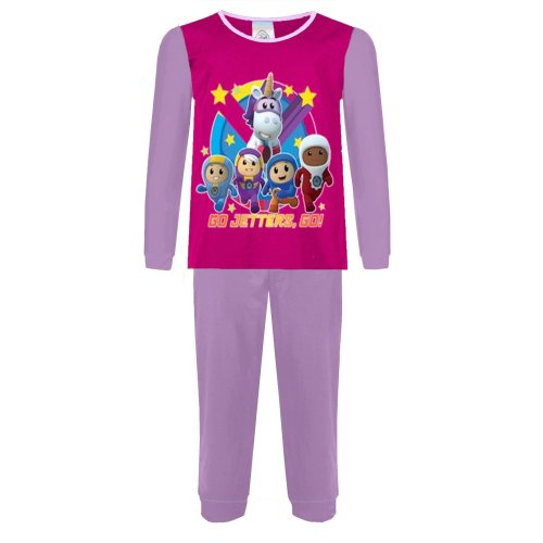Go Jetters Pyjamas - Pink