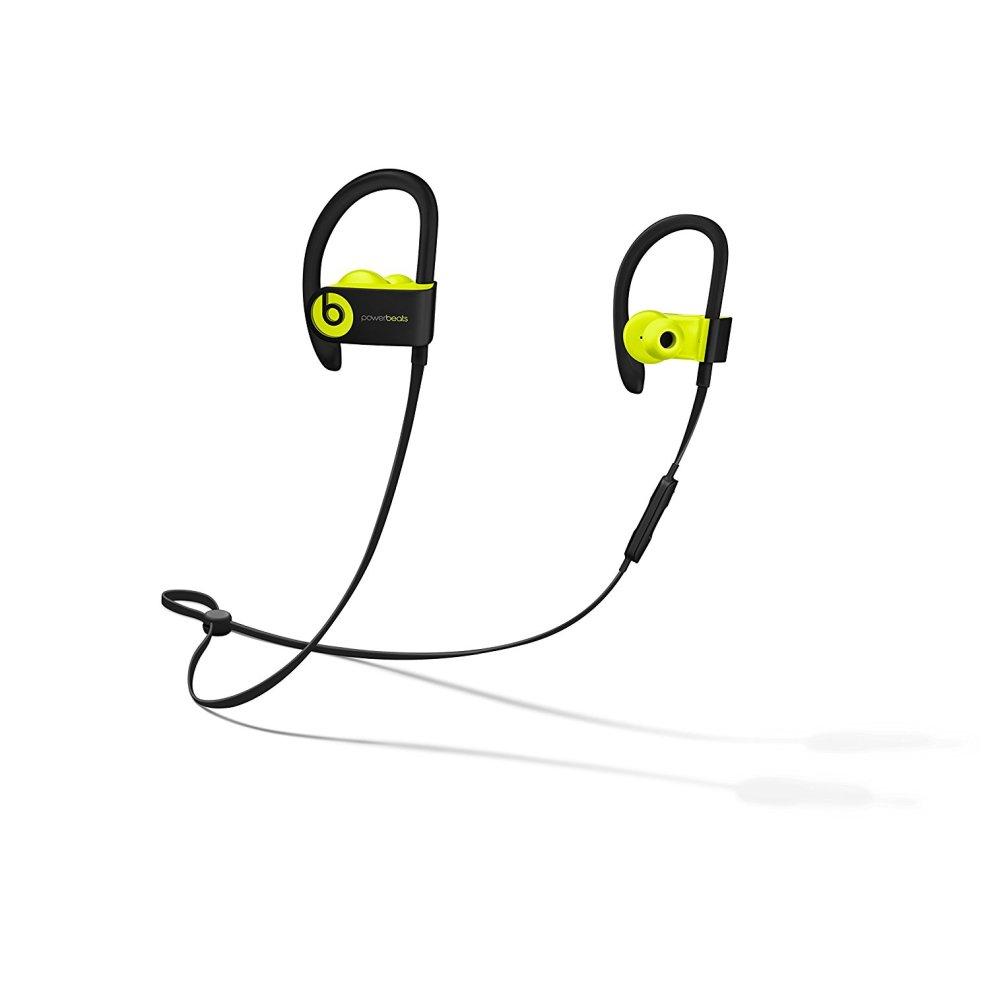 Shock Yellow Beats by Dr. Dre Powerbeats3 Wireless Earphones