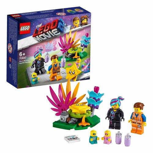 LEGO 70847 The LEGO Movie 2: Good Morning Sparkle Babies!