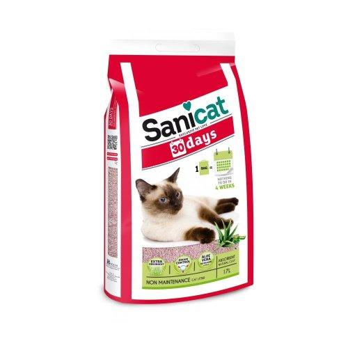Sanicat Aloe Vera 30 Days (17ltr)