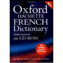 Oxford-Hachette French Dictionary 3rd edition on CD-ROM: Windows Individual User Version 2.0