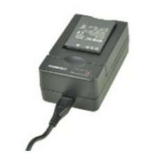 Duracell DRC5890 Indoor battery charger Black battery charger