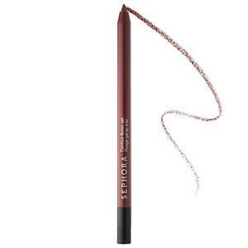 SEPHORA COLLECTION Rouge Gel Lip Liner 04 creme de la creme 0.0176 oz