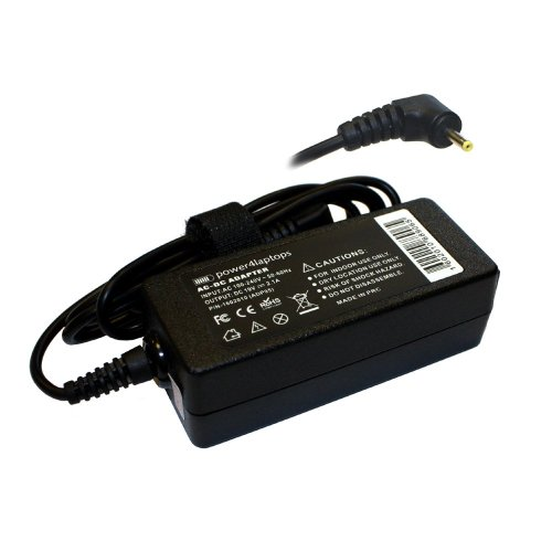 Asus Eee PC 1015P Compatible Laptop Power AC Adapter Charger