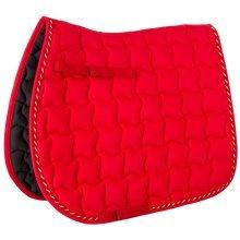 Kerbl Multipurpose Saddle Pad Laguna Full Red 328642