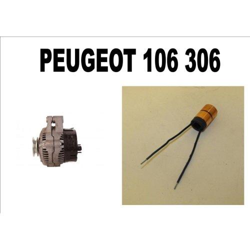 PEUGEOT 106 306 405 NEW VALEO ALTERNATOR SLIP RINGS SET 1991-2003