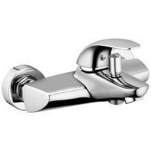 Fala Wall-Mounted Bath Tap Tarragona Brass 75742