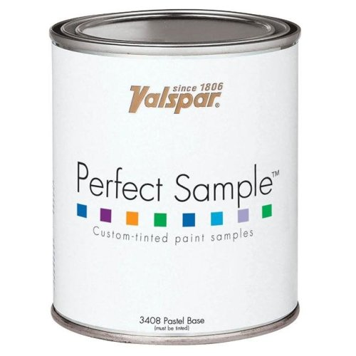 Valspar Brand 1 Pint Tint Base Perfect Sample Custom-Tinted Paint Samples  27-3